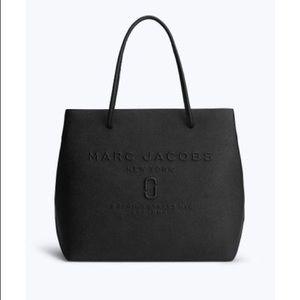Marc Jacobs Black Tote Purse